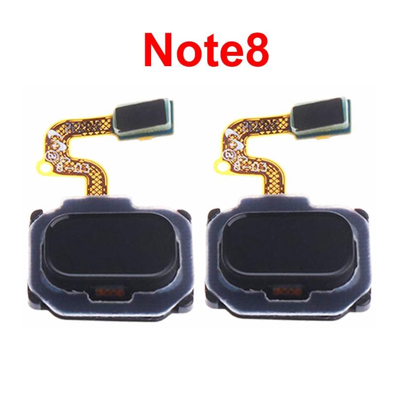 Flex cable For Samsung Galaxy Note 8 Note8 N950 N950F N950U  Touch ID Fingerprint Sensor Keypad Return Functions