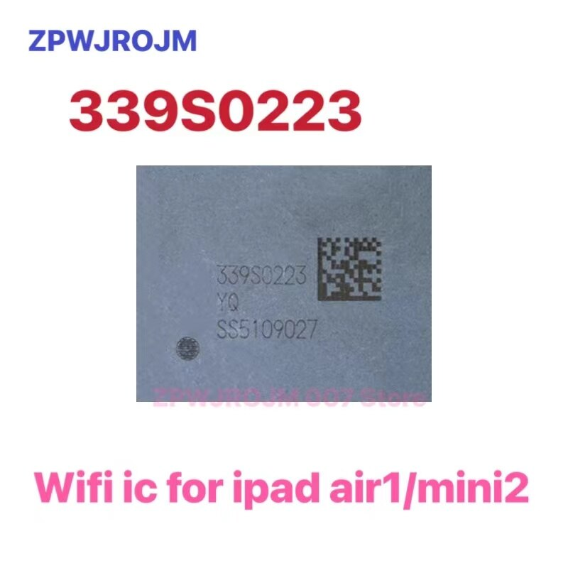 5 قطعة 100% الأصلي 339S0223 لباد الهواء 5/ipad5 ل mini3/mini 3/mini 2 U5800 WIFI بلوتوث BT IC