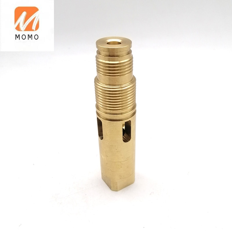 Machmaster высокой точности по индивидуальному заказу разработки прототипа Услуги латунные медные детали для токарной обработки ЧПУ Компонент...