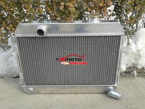 For Datsun 510 521 620 Pickup 1.6 L4 1968-1973 68 69 70 71 72 73 All Aluminum Radiator
