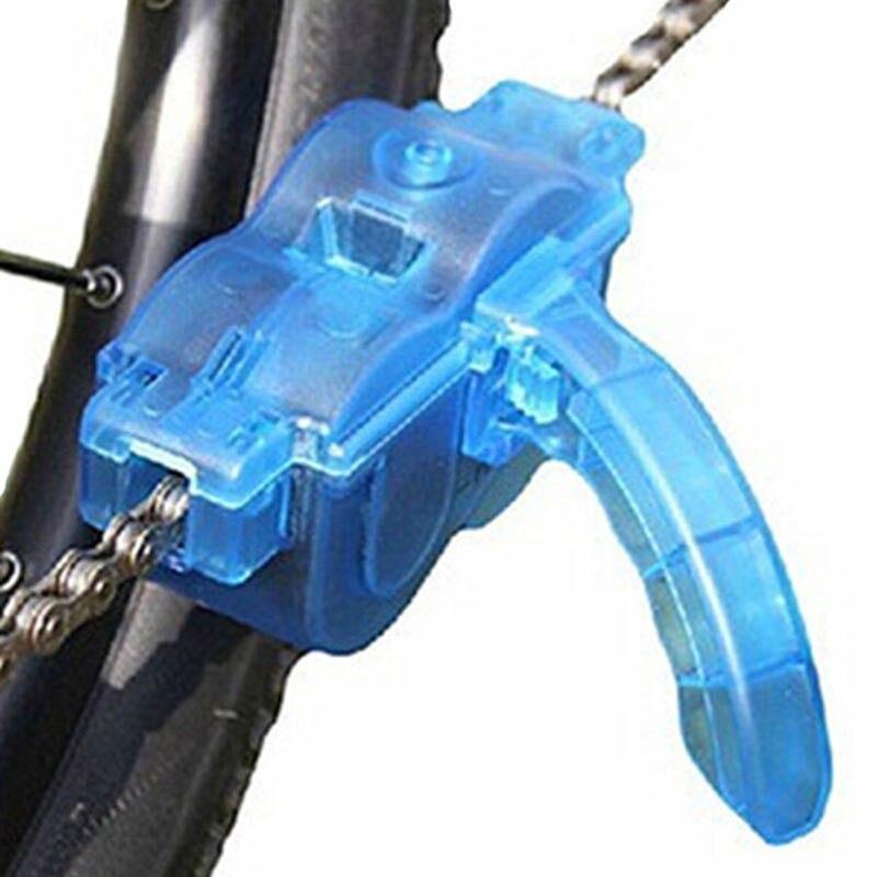 Портативный очиститель цепей для горных велосипедов, щетки для чистки горных велосипедов, набор для очистки горных велосипедов, инструмент...