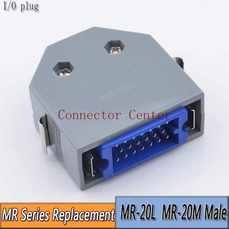 السيد سلسلة من موصلات 20Pin الذكور Conpatible مع MR-20L MR-20M +