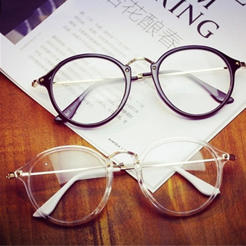 KOTTDO 2018 mujeres Retro Marco de anteojos miopía mujer ojo gafas Ópticas Clásicas gafas marco transparente