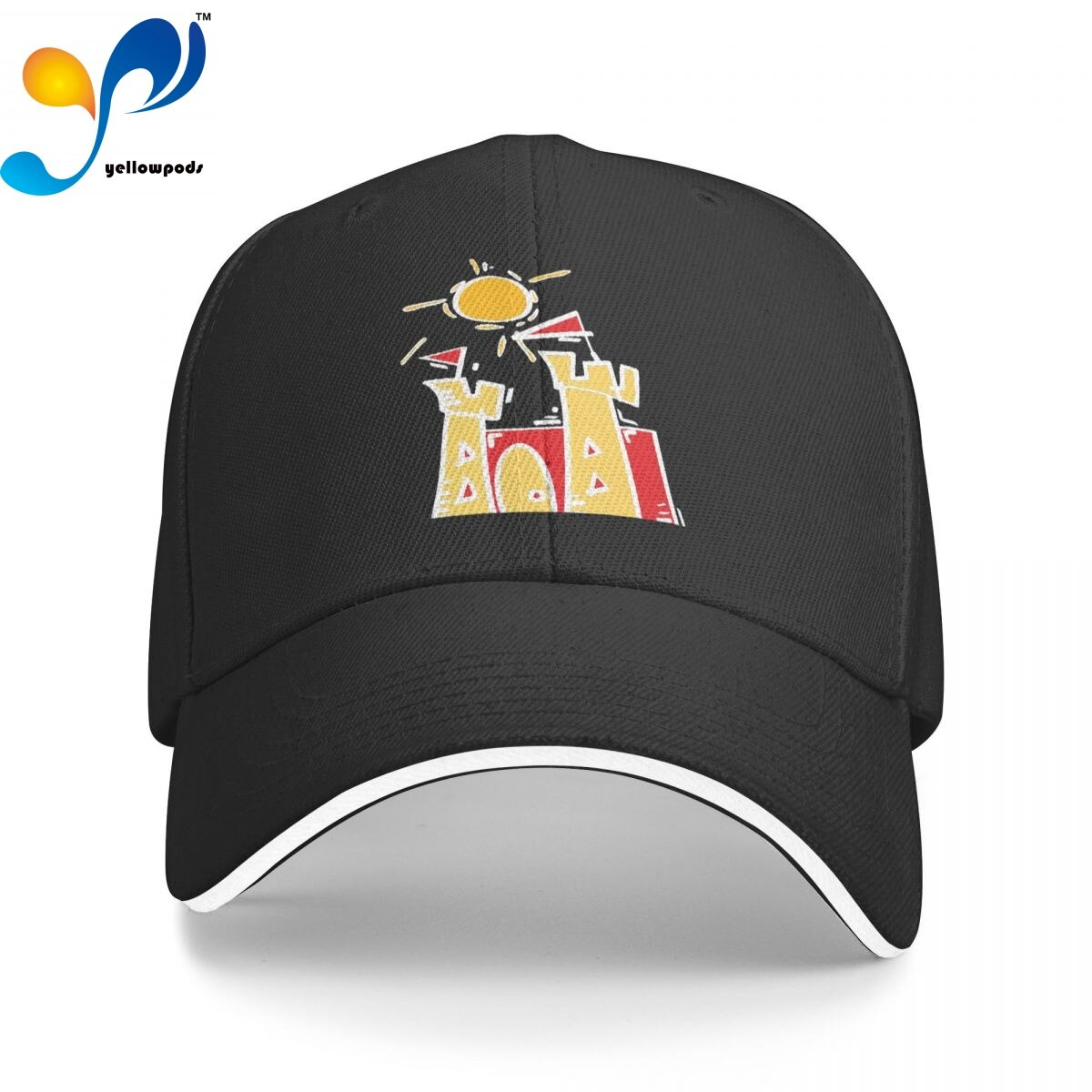 Бейсболка Splas B с логотипом KingdomLogo, регулируемые бейсболки унисекс, шапки с клапаном для мужчин и женщин