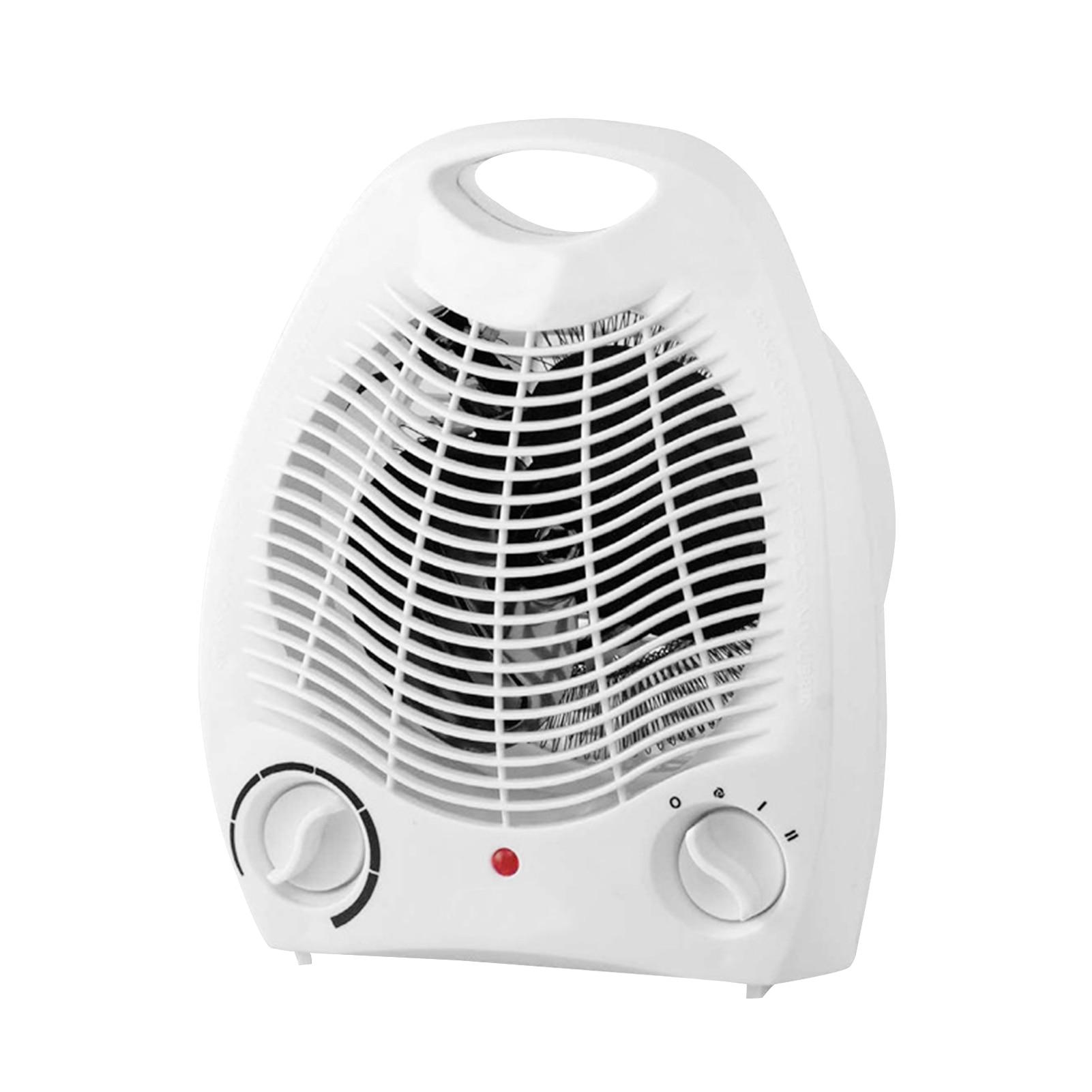 1000/2000 Вт домашний Обогреватель Вентилятор быстрое электрическое охлаждение нагревательный вентилятор портативный горячий вентилятор зим...