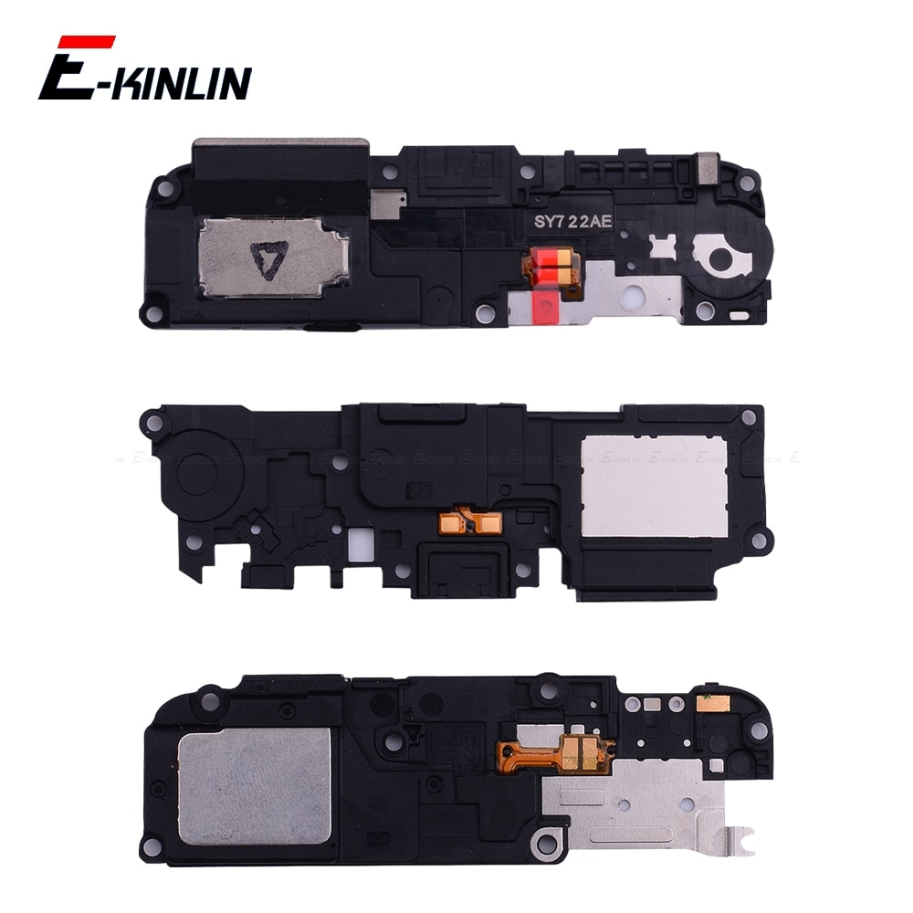 Loud Speaker Sound Buzzer For HuaWei Honor View 20 10 9 8X 8C 8 Lite Pro Loudspeaker Flex Cable Ring