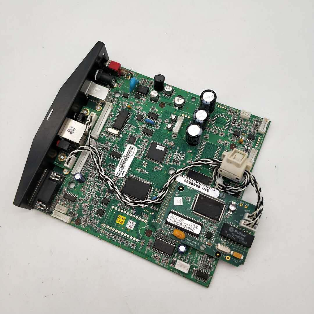 Placa principal para ZEBRA LP2844 TLP2844 con impresora ETHERNET de red