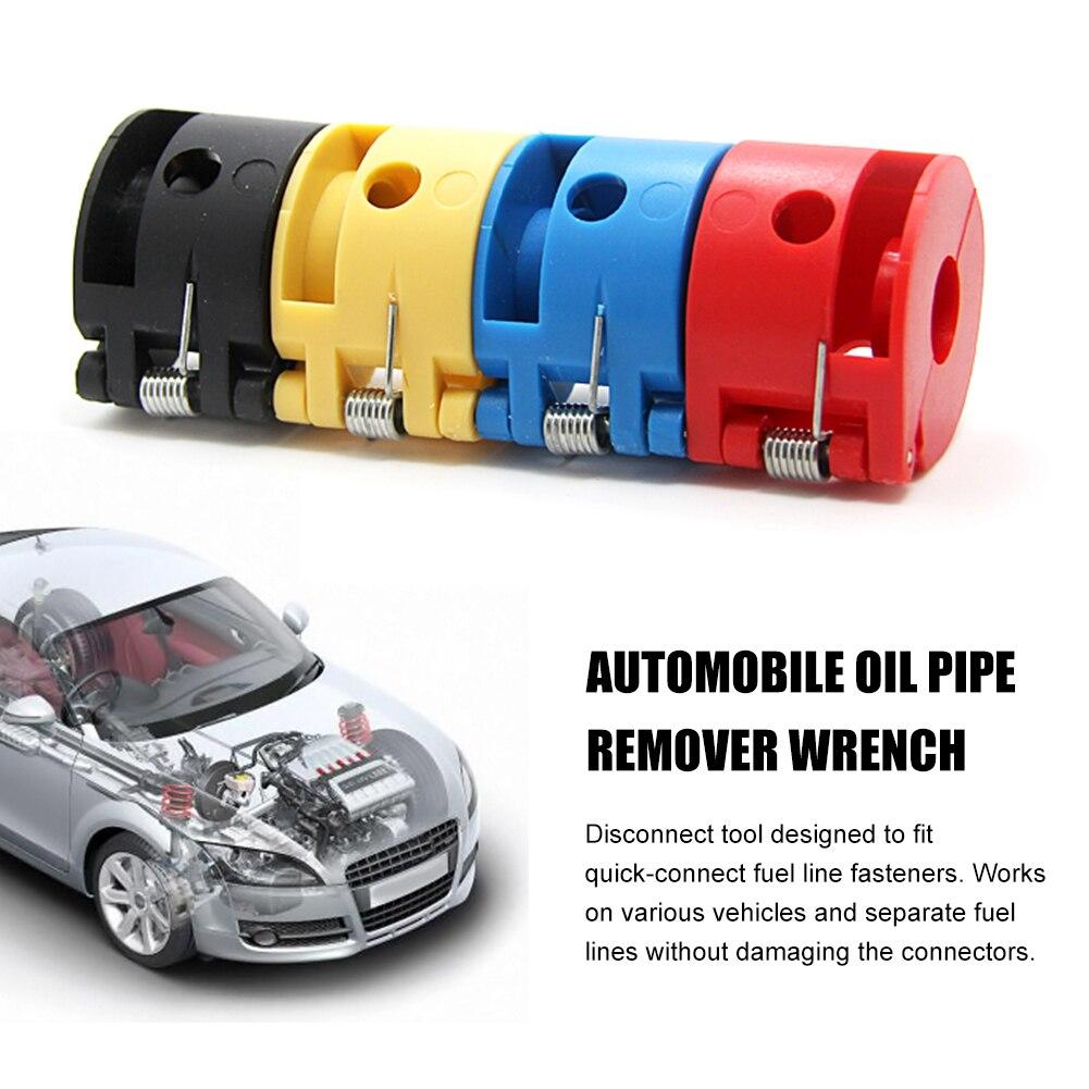 4Pcs Fuel Lines Quick Disconnect Coupling Repair Tool Spring Lock Car Air Conditioning A/C Repair Tools 3/8
