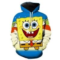 hoodies men cartoon anime 3d print hoodie boy sweatshirt long sleeve pullovers couples casual clothes male unisex tops