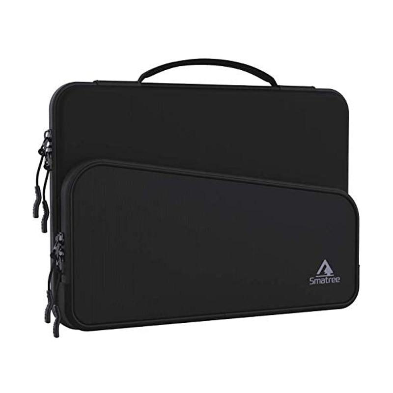 Чехол для ноутбука Smatree 13,3 дюйма, сумка для ноутбука Surface Pro 6 12,3 дюйма/Macbook 13,3 дюйма/Macbook Pro 13 дюйма/Macbook 12