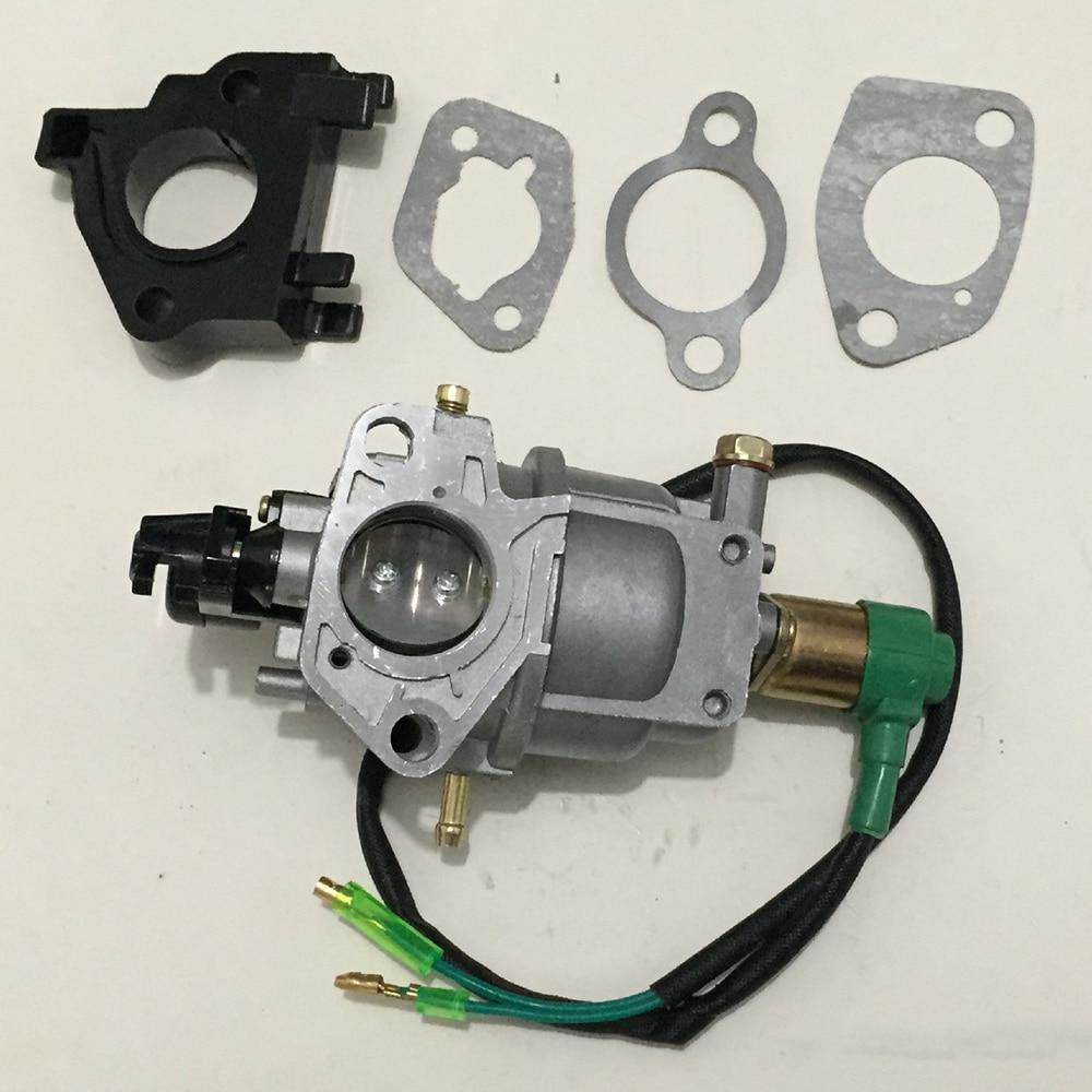 عالية الجودة استبدال المعادن المكربن لهوندا GX390 13H P 16100-ZF6-V01