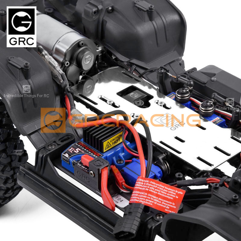 G2 motor front wave box kit Standard Version front motor engine for 1 / 10 RC tracked vehicle traxxas trx-4 trx4 car accessories enlarge