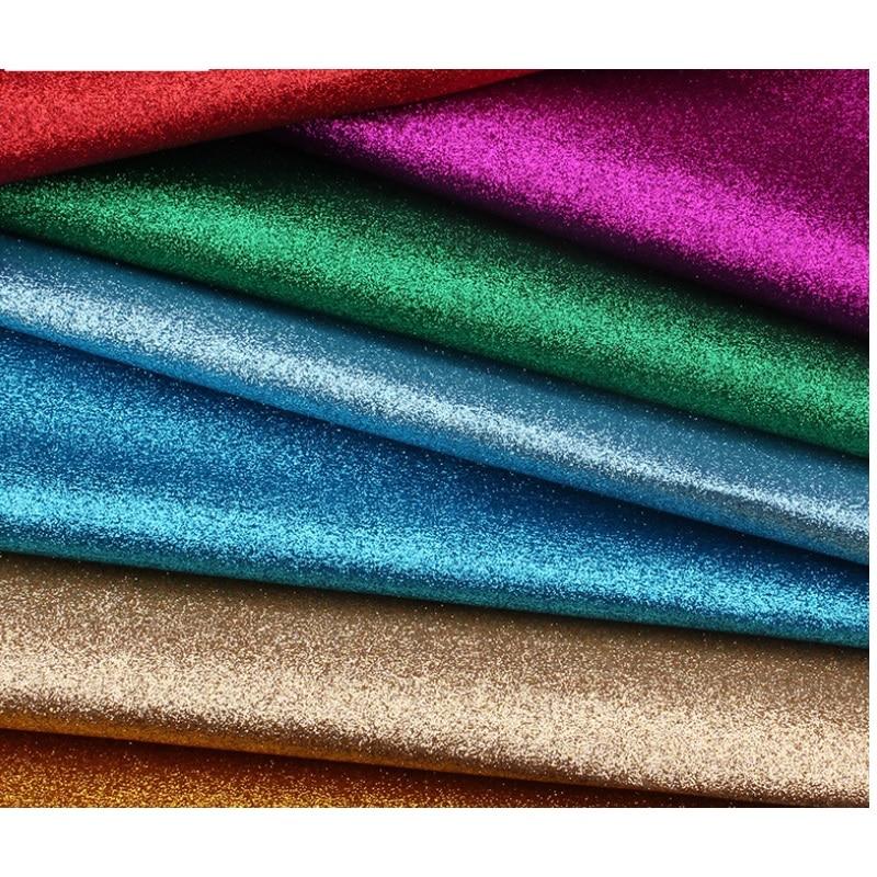 50 متر بريق جلدية 0.6 مللي متر لينة تمتد بو الجلود حقيبة حالة جلدية الملابس أحذية العلوي المواد DHL شحن مجاني