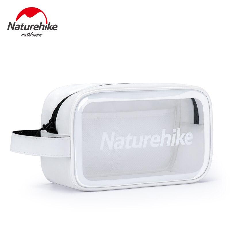 Naturehike, bolsa de almacenamiento de lavado, bolsa de cosméticos portátil, bolsa organizadora de artículos de tocador, bolsas de ropa impermeables, bolsa de viaje de negocios Digital