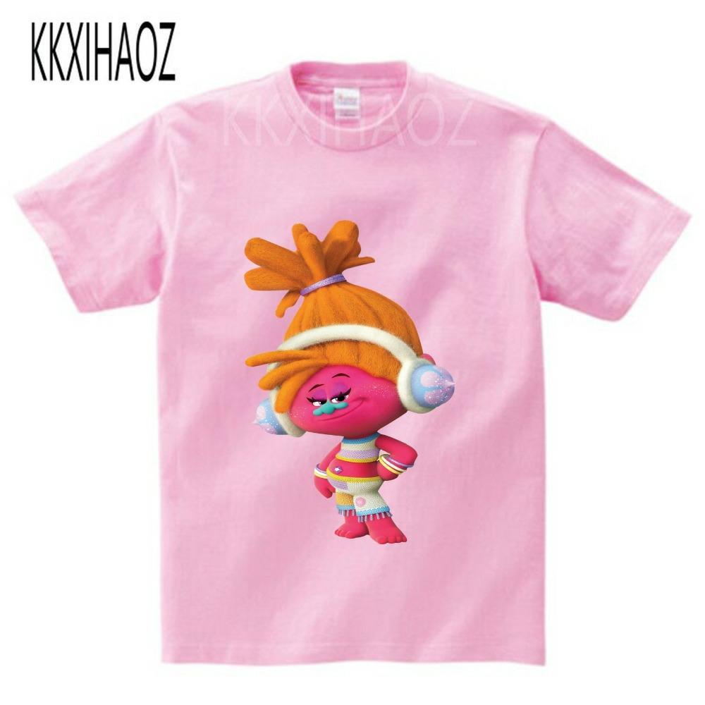 Happy Birthday Printed T-shirt For Children Cartoon Printed T-shirt Fun T-shirt For Children Baby Clothes Summer printed t shirt neonato blumarine printed t shirt