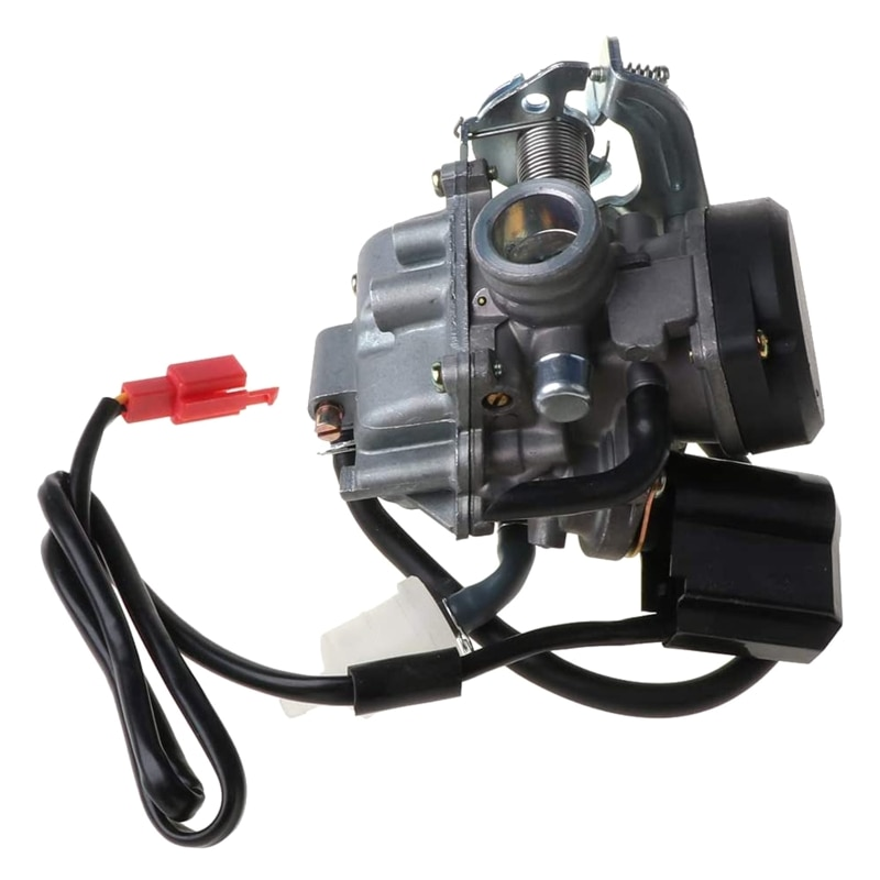 18mm GY6 50cc SCOOTER MOPED PD18J CVK CARBURETOR CARB 139QMB 139QMA ATV QUADS W0YD