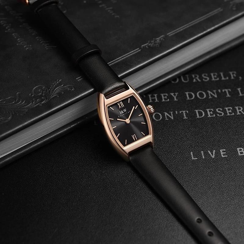CARNIVAL Luxury Brand Women Rose Gold Watch Ladies Fashion Waterproof Sapphire Calendar Dress Quartz Wristwatch Relogio Feminino enlarge