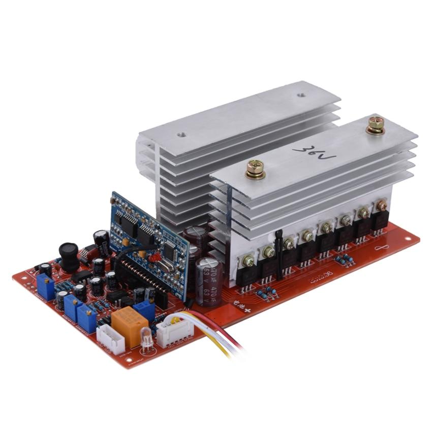 Neue Ankunft 220V Reine Sinus Welle Power Frequenz Inverter Board 24 V/36 V/48 V/ 60V 1500 W/2200 W/3000 W/3500 W Heißer Verkauf