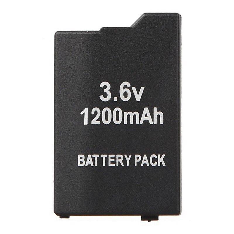 Batería recargable portátil para Sony PSP 1200 PSP 3,6, 2000 mAh, 3000...