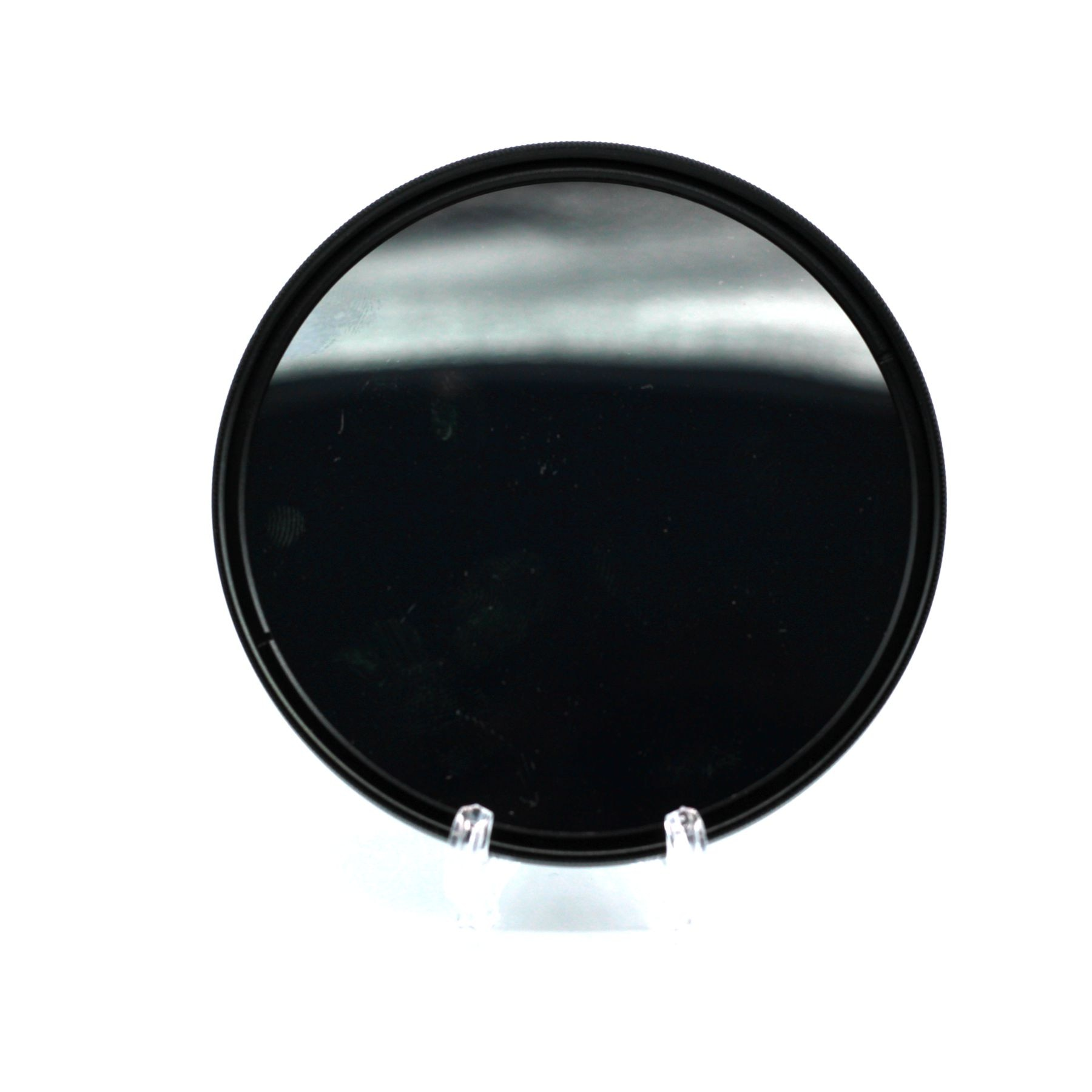 Cortou o Vidro do Filtro Estreito da Passagem da Faixa de 360nm da Parte com Quadro do Metal de 49mm e Tamanho Cada Filtro Metal de 49mm e Tamanho 41.5×29.8x1mm uv ir um do
