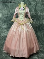 halloween anneliese dress wedding party prom gown princess cosplay costume fancy girls princess dresses custom made