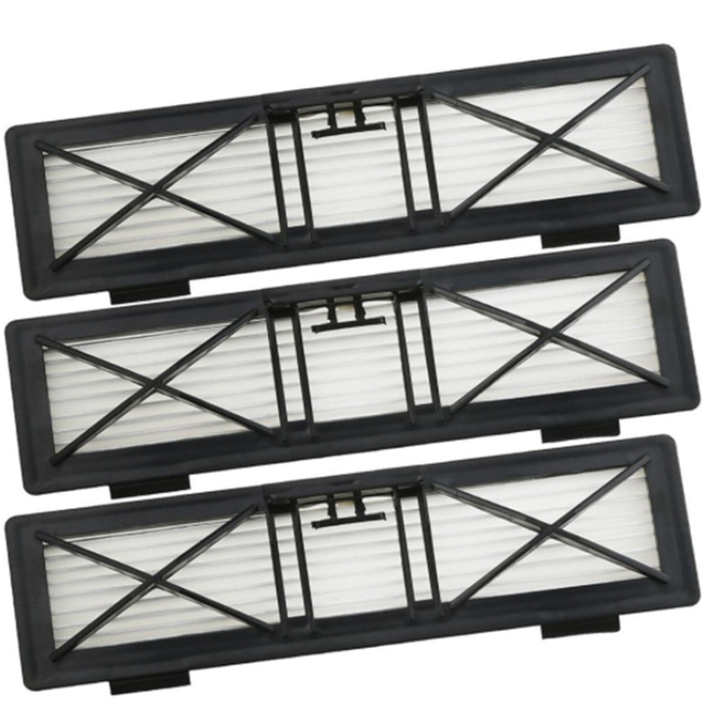 5Pcs/Lot Hepa Filter For Neato Botvac Connected D5 D3 Ultra Performance Filters Replaces D Series D70 70E 75 80 85