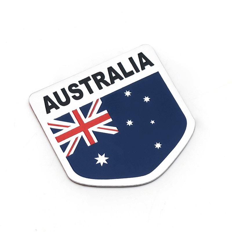 Australian National Flag Australia Emblem Car Stickers