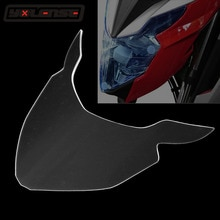 Motorcycle Headlight Guard Head Light Shield Screen Lens Cover Protector For HONDA CB650F CBR650F CB CBR 650F CB500X 2017 2018