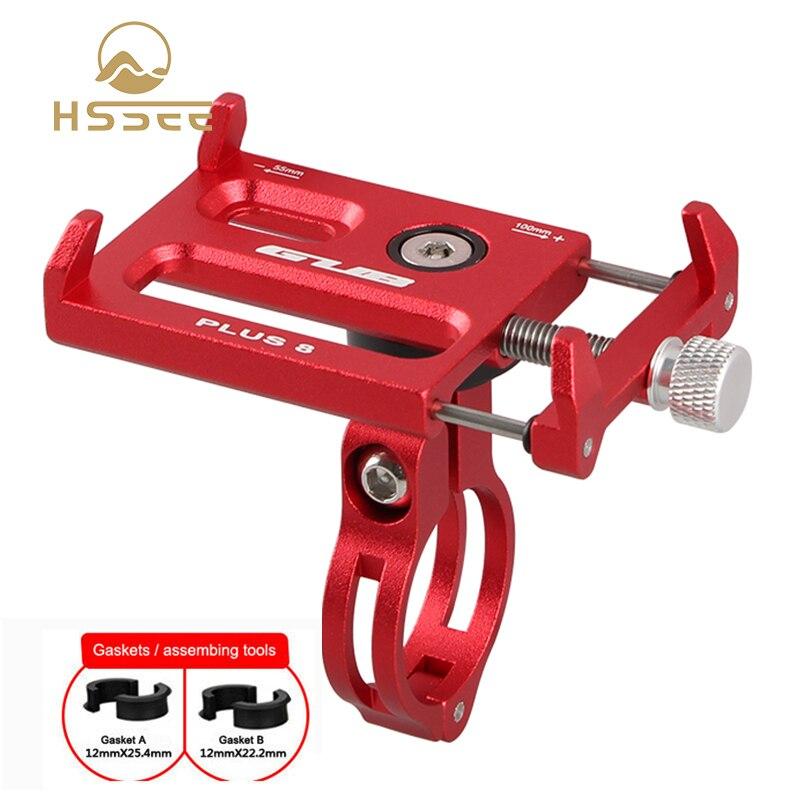 Officiel authentique support pour téléphone pour vtt vélo de ROUTE CNC 6063 en alliage daluminium à cliquet platine 360 ° rotation vélo support pour téléphone