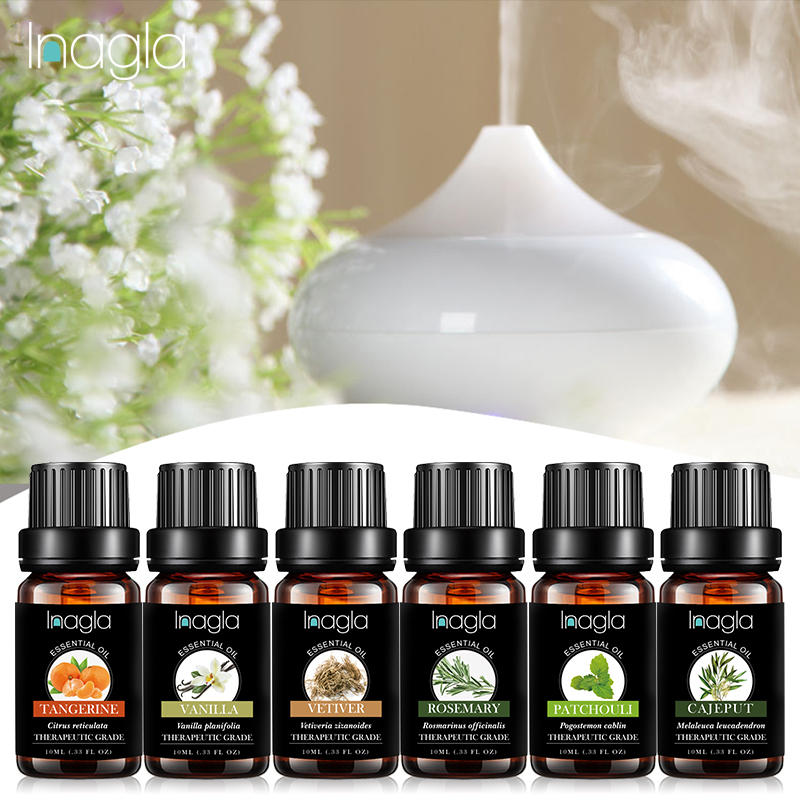 Inagla Fennel Essential Oil Water-soluble Fruit  Relieve Stress for Humidifier Fragrance Lamp Air Fr