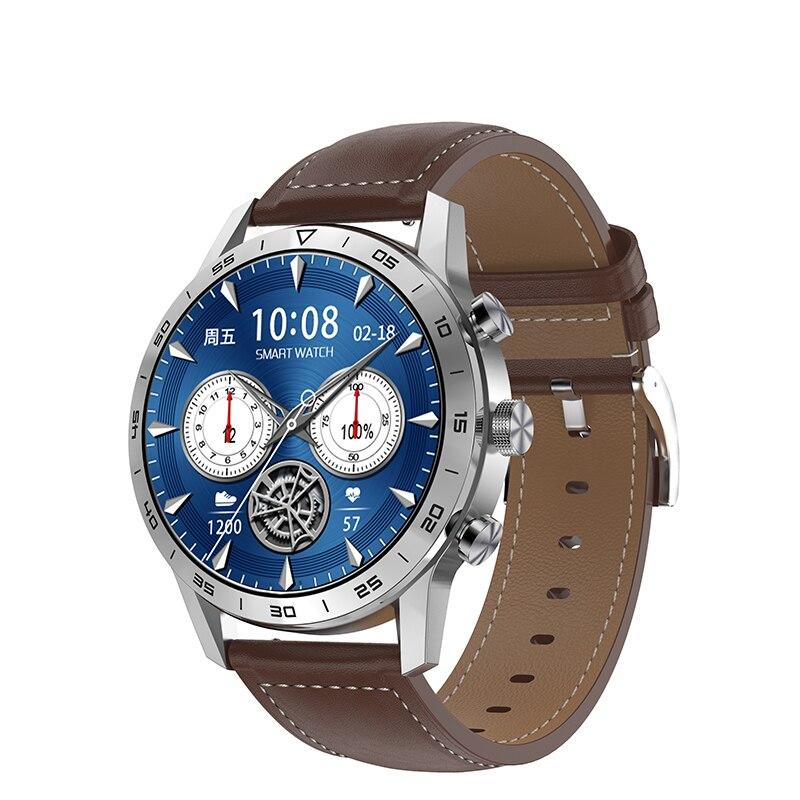 NEW 2021 Wireless Charging Smart Watch Men's Smartwatch IP68 Waterproof Watches Fitness Bracelet For