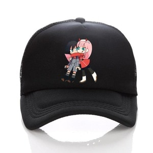 anime Cartoon DARLING in the FRANXX Baseball Cosplay Casquette hat Unisex Daily Adjustable Caps Hip Hop Snapback Cap