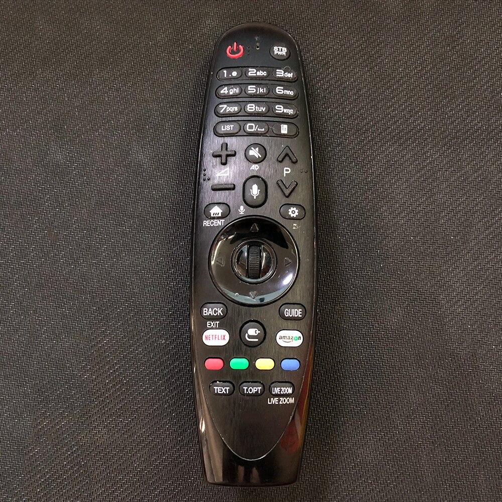 Usado original AN-MR600 para lg magic controle remoto 42lf652v lf630v 55uf8507 49uh619v para smart tv fernbedienung