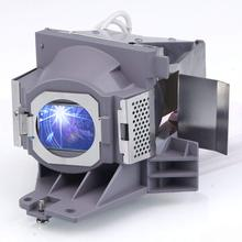 RLC-092/RLC-093 pour Viewsonic PJD5155 PJD5255 PJD5555W PJD5153 PJD5553LWS PJD5353LS PJD6550LW Lampe De Projecteur avec Boîtier