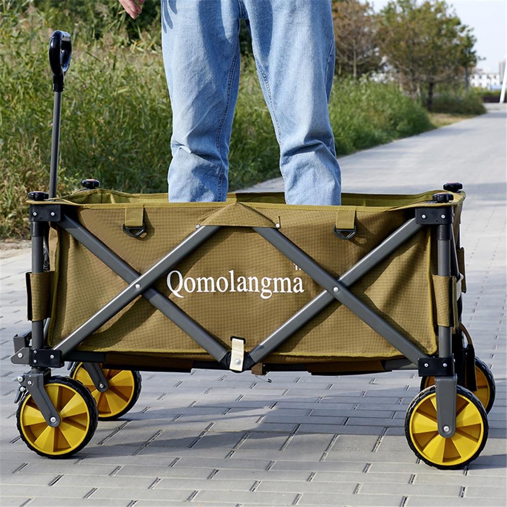 Folding Outdoor Utility Baby Stroller Wagon Garden Portable Hand Cart for Shopping Beach Camping Sports Fishing