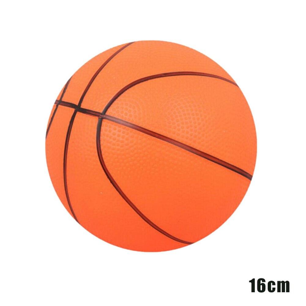 Pelota hinchable de baloncesto para interior/exterior, juguete para regalo de Niños de PVC, 2 tamaños