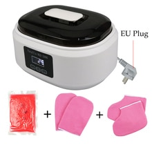 Epilator Paraffin Wax Heater Set for Body Salon Spa Home DIY Therapy Bath Wax Pot Warmer Wax Heater