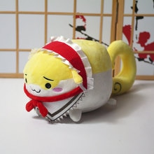 TouHou projet jouets en peluche jeu Alice Margatroid kamishirasawa boule poupée cosplay 36cm oreiller doux pour cadeau