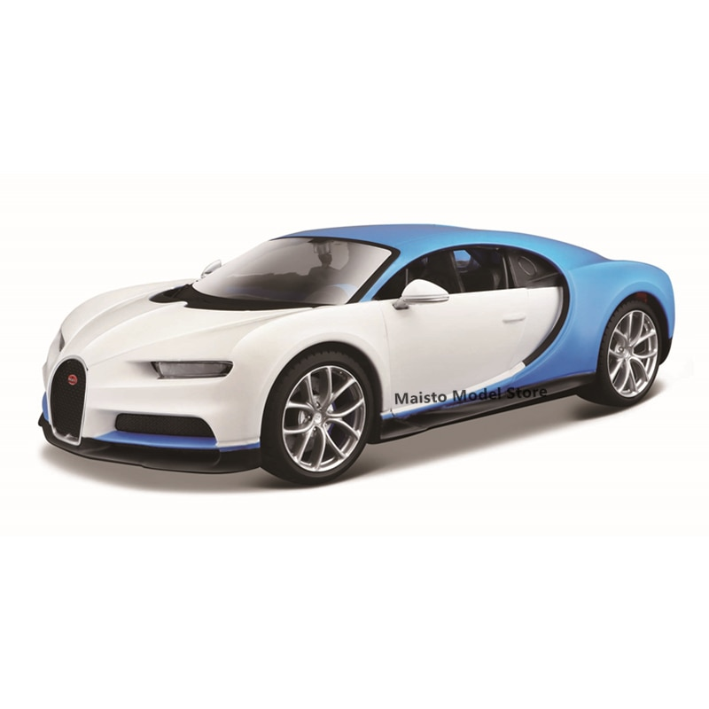 Maisto 1:24 Modified version Bugatti CHIRON edition Highly-detailed die-cast precision model car Model collection gift