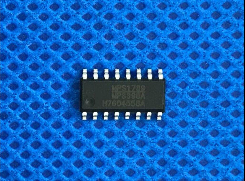 Mp3398a mp3398ags lcd power chip remendo ordinário sop-16 brandnew & original