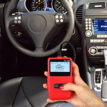 OBDII EOBD Scanner moteur lecteur de Code   Outil de Diagnostic de voiture, universel ODB2 Scanner de lautomobile 7000 DTC définition livraison directe