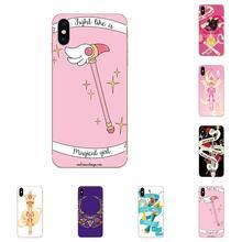 Cajas del teléfono TPU para Xiaomi Redmi Note mi10 lite Pro Nota 9 PRO Max 9s Mi9 K30 K20 Pro 5G de marinero Luna palo mágico Flexibles