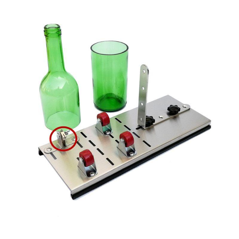 2 sztuk narzędzia do cięcia butelek wina wymiana głowicy tnącej - Narzędzia budowlane - Zdjęcie 3