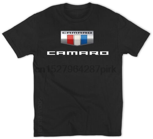 Chevrolet Corvette Camaro Emblem Racing Auto Logo Neue T-Shirt S-3XL