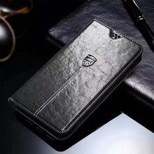 Leather case Voor OnePlus 6 A6000 Flip cover behuizing Voor Een Plus 6/OnePlus6 EEN 6000 Mobiele Telefoon gevallen covers Tassen Fundas shell