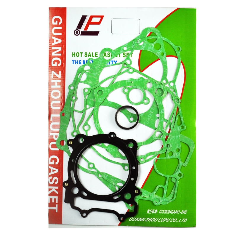 For Suzuki RM-Z450 RMZ450 08-13 Motorbike Gasket Kit Engines Crankcase Covers Cylinder Parts Set