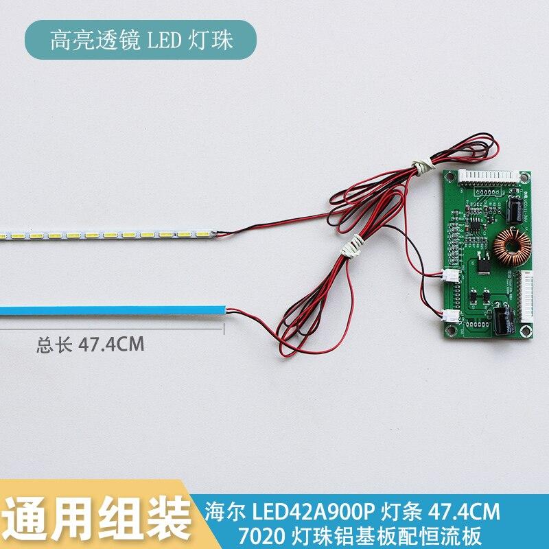 PARA Haier LEVOU 42A900P LE42A90W LCD Backlight Bar CRH-HE4256302003L 47.4 CENTÍMETROS 100% NOVO