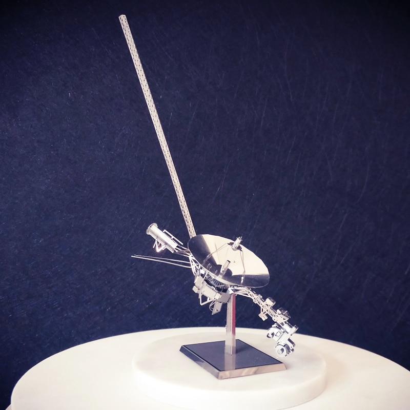 Металлический 3D-пазл Voyager, модель, наборы для сборки, пазл, Подарочные игрушки для детей
