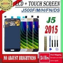 SZHAIYU SM-J500FN/F/M/H/DS For Samsung Galaxy J5 2015 J500 Touch Sreen + LCD Display J500H J500FN J500F J500M /DS Screen Panel