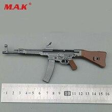 1/6 skala MP44 Kunststoff Maschine Gun Modell 16cm Guns Waffe Modell Sammlungen Soldat Figur Waffe Spielzeug